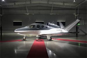 Cirrus Aircraft SF50 Vision Jet