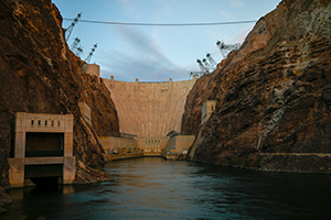 The Hoover Dam - Iconic Landmark