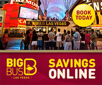 Big Bus Las Vegas Tours