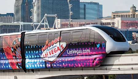 Las Vegas Monorail Tickets