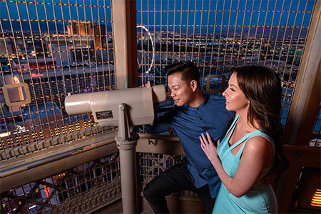 Click to book your Eiffel Tower Viewing Deck admission